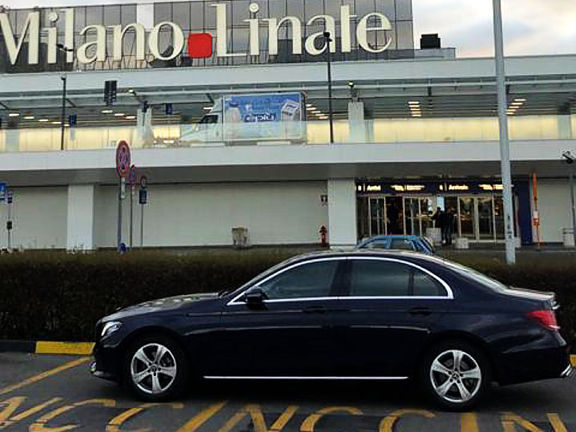 Ncc aeroporto Linate