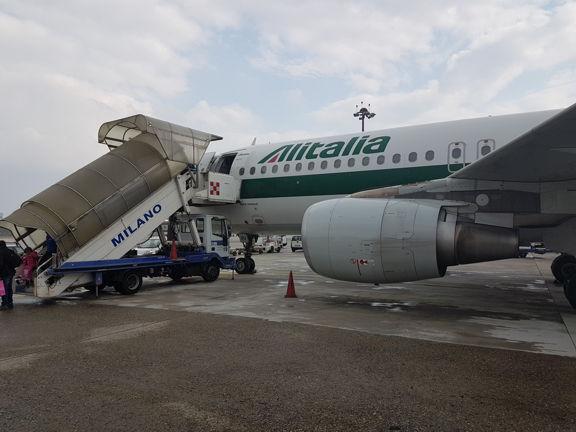 Ncc aeroporto Malpensa